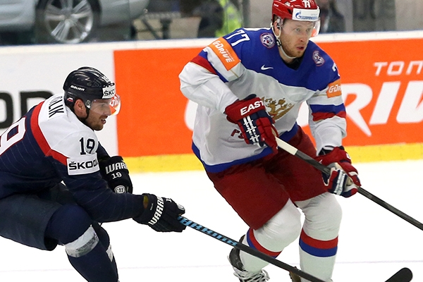 Russian Hockey Team Guaranteed Place in 2015 IIHF World Championship Play-Offs