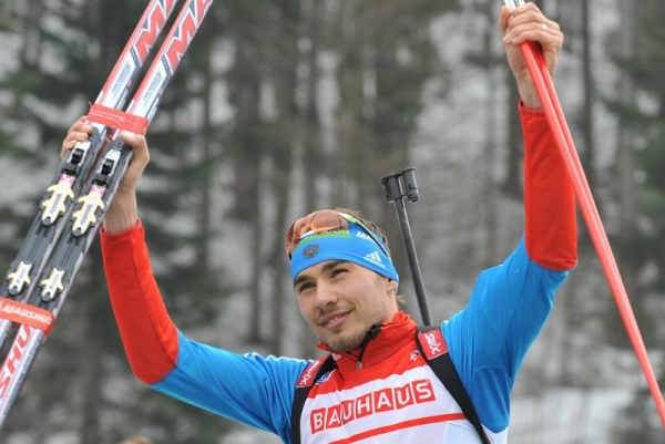 Shipulin will take part in Mixed Relay in Kontiolahti