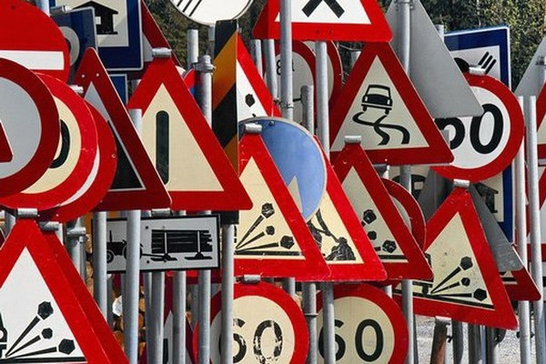 More than 2 000 Road Signs will appear in Nizhny Novgorod