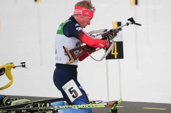 Russian Biathlon Team won Mixed Relay during European Championship 2015