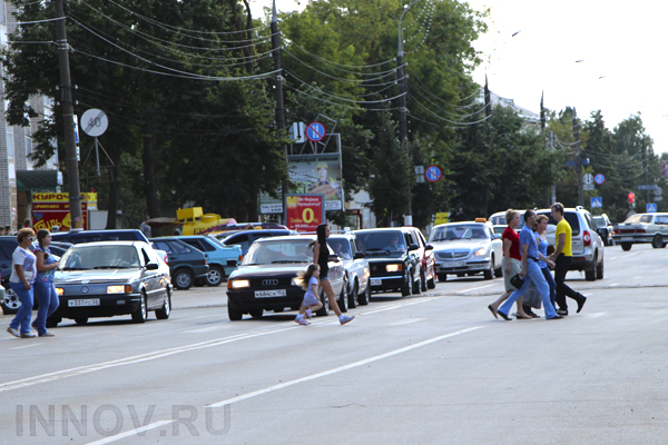 Russian Senators Offer Decreasing of Speed Limit in Cities Down to 50 km/h