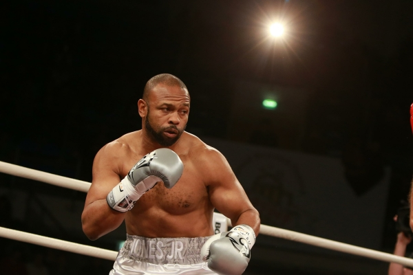 Roy Jones Jr. arrived in Moscow