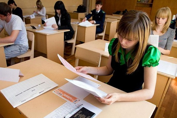 Russian pupils will be able to take Unified State Exam several times