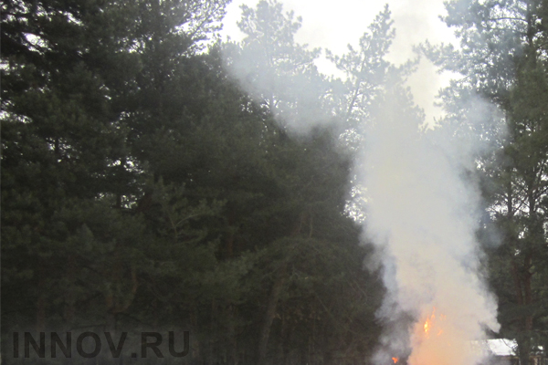Fire hazard has been announced in several Nizhny Novgorod regions, Russia