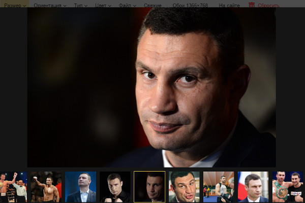 "Klitschko has called the possible venue for ""Eurovision-2017"" in Kiev"