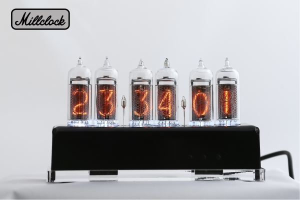 We choose the original watch: what will surprise the nixie tube clock?