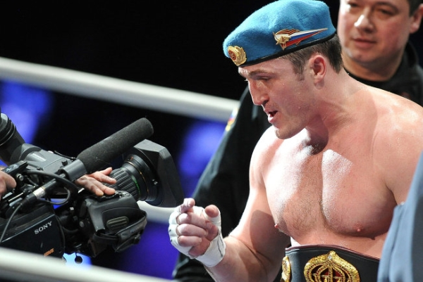 Denis Lebedev Upcoming Fight will take Place in Moscow, April 10th